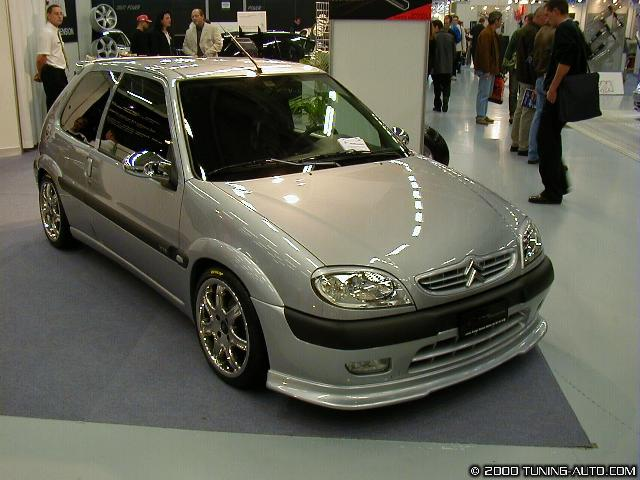 Saxo Racing Tuning